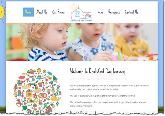 Knutsford Day Nursery Redesign